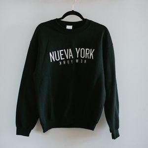 Aritzia La Notte Tommaso sweatshirt